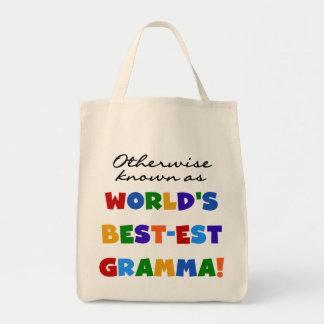 Anders Genoemd geworden T-shirts van Gramma van Draagtas