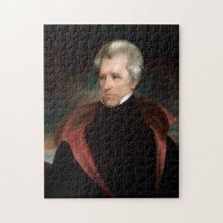 Andrew Jackson Legpuzzel