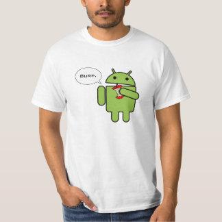 Androïde versus Apple, en de winnaar is T Shirt