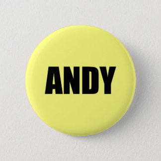 Andy Ronde Button 5,7 Cm
