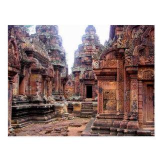 Angkor Thom Briefkaart