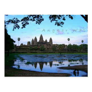 Angkor Wat 01 Briefkaart
