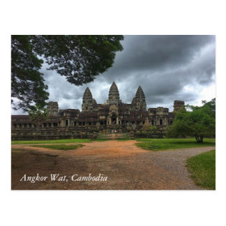 Angkor Wat, Kambodja Briefkaart