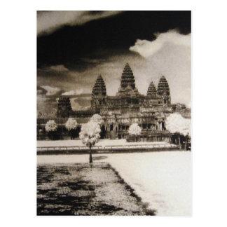 Angkor Wat Kambodja Briefkaart