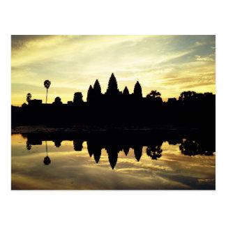 Angkor Wat, Kambodja - Briefkaart