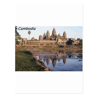 - Angkor-Wat [kan.k] Briefkaart