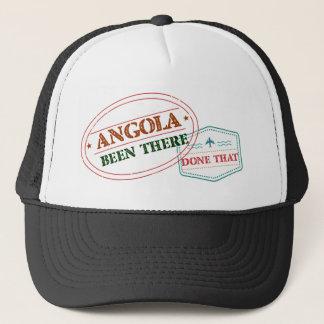 Angola daar Gedaan dat Trucker Pet