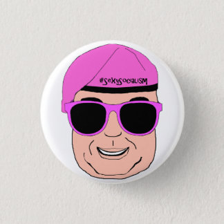 @AngrySalmond Kenteken Ronde Button 3,2 Cm