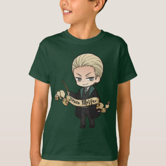 Anime Draco Malfoy T Shirt