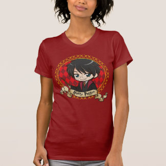 Anime Harry Potter Portrait T Shirt