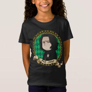 Anime Professor Snape Portrait T Shirt