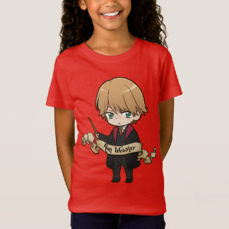 Anime Ron Weasley T Shirt