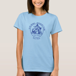 Ankers Aweigh Key West - T-shirt
