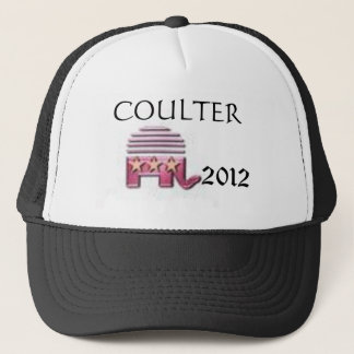 Ann Coulter 2012 Trucker Pet