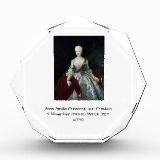Anna Amalia Prinzessin von Preuben c1740 Prijs