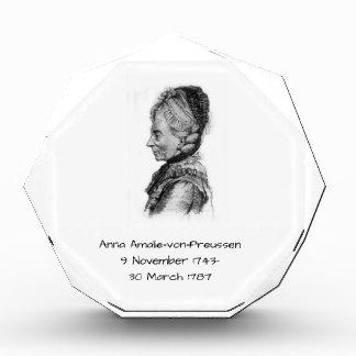 Anna amalie von Preussen Prijs