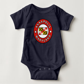 Annapolis Maryland Romper