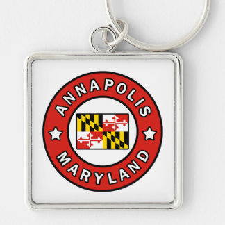 Annapolis Maryland Sleutelhanger