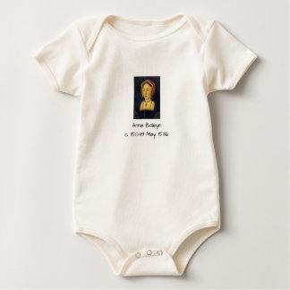 Anne Boleyn Baby Shirt