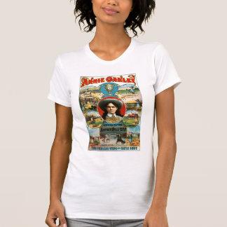 Annie Oakley - Overhemd T Shirt
