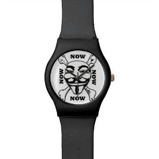 Anoniem Horloge