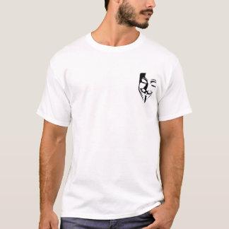 Anonieme Verenigd T Shirt