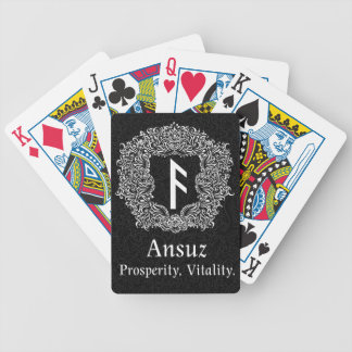 Ansuz-rune/Welvaart, Vitaliteit Pak Kaarten