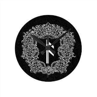 Ansuz-rune/Welvaart, Vitaliteit Ronde Klok