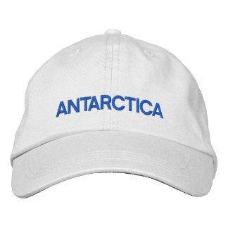 Antarctica* personaliseerde Regelbaar Pet Geborduurde Pet