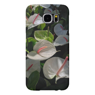 Anthuriums Samsung Galaxy S6 Hoesje
