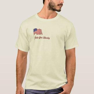 Anti-collectivisme Ben Franklin T Shirt