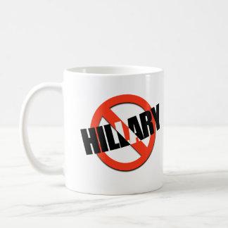 Anti-Hillary Koffiemok