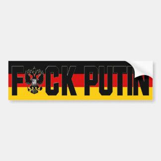 Anti Putin Bumpersticker