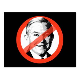Anti-zittingen - AntiZittingen Jeff Briefkaart