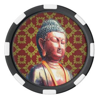 Antiek Boedha Pokerchips