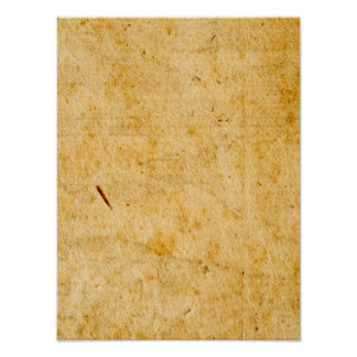 Antiek Franse van het Perkament van het Document Poster