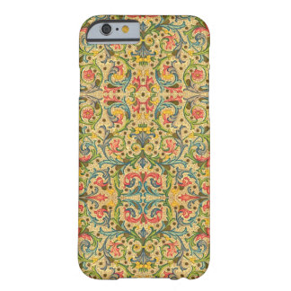 Antiek Italiaanse Grens Barely There iPhone 6 Hoesje