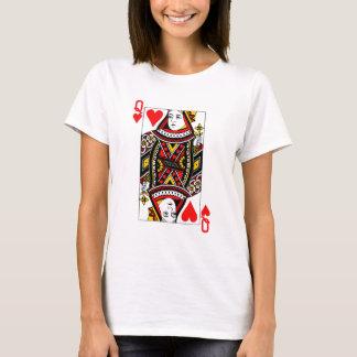 Antiek Koningin van Harten T Shirt