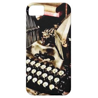Antiek Schrijfmachine Oliver #9 Barely There iPhone 5 Hoesje