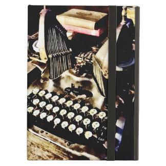Antiek Schrijfmachine Oliver #9 iPad Air Hoesje