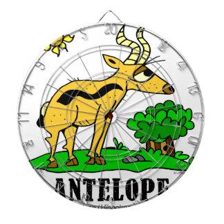 Antilope door Lorenzo Traverso Dartbord