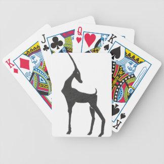 Antilope Poker Kaarten
