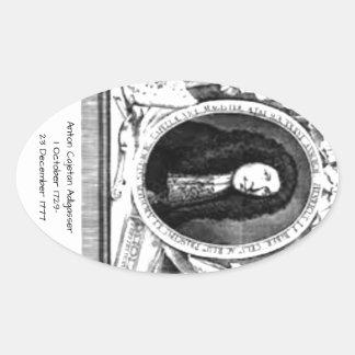 Anton Cajetan Adlgasser Ovale Sticker