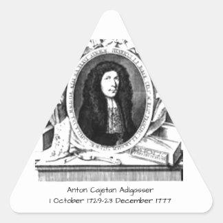 Anton Cajetan Adlgasser Sticker