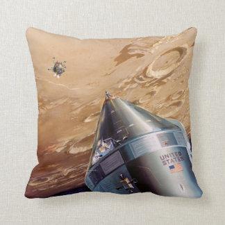 Apolloprogramma - het Concept van de Kunstenaar Sierkussen