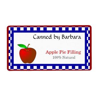 Apple die Etiket inblikken