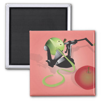 """""""Appledectomy"""" - de Magneet van de Ijskast"""