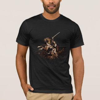 Aragorn die een VectorCollage van het Paard T Shirt
