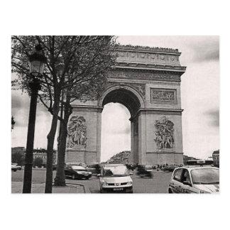Arc DE Triomphe Briefkaart