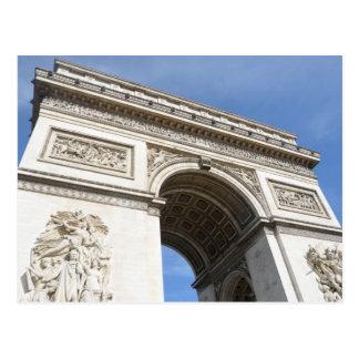 Arc DE Triomphe Parijs Briefkaart